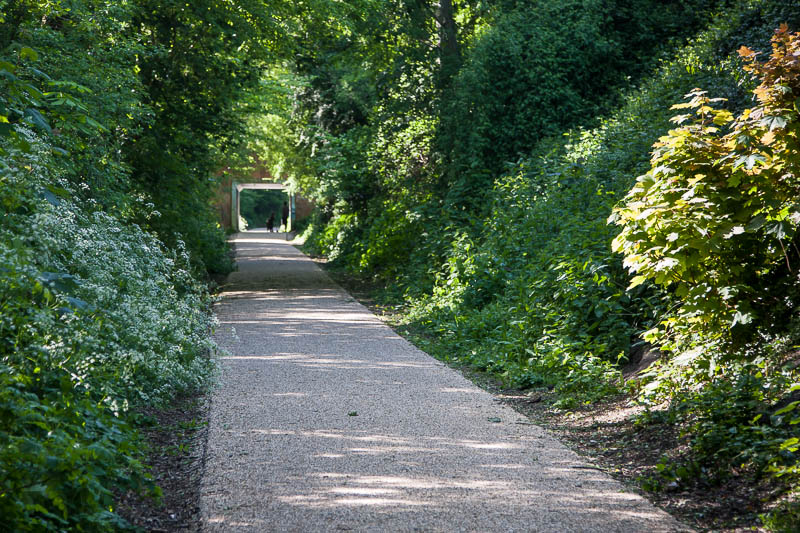 The Trailway, Blandford Forum