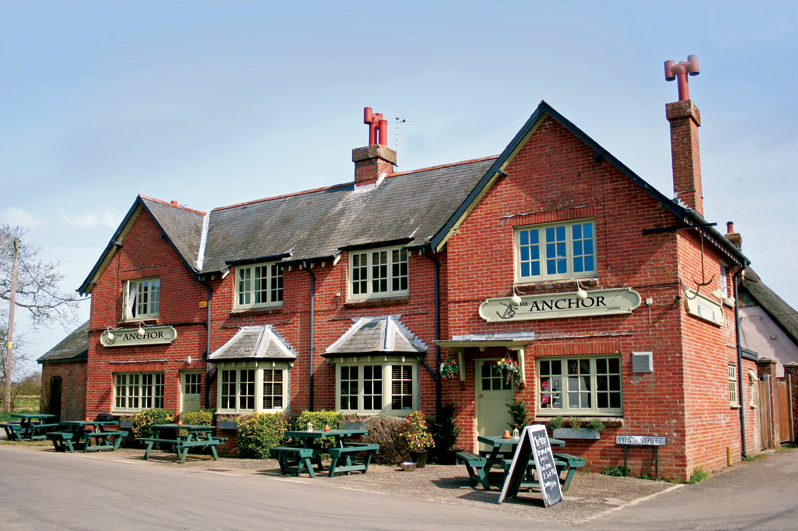 The Anchor, Shapwick